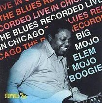 Various Artists - Mojo Boogie (CD): Freddy Below, Big Mojo Elem, Willie James Lyons, Wayne Bennett