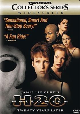 Steve Miner - Halloween: H2O (Region 1 Import DVD, Collector's): Steve Miner