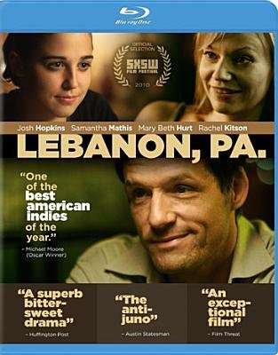 Lebanon, Pa. (Region A Import Blu-ray disc): Ben Hickernell