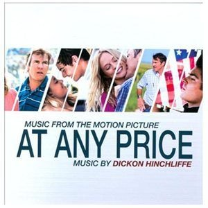 Dickon Hinchliffe - At Any Price (CD): Dickon Hinchliffe