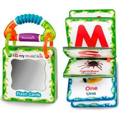 Munchkin Travelling Flash Cards: