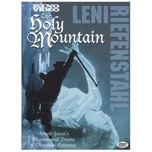 Holy Mountain (German, Region 1 Import DVD): Riefenstahl,Leni