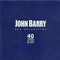 Various Artists - The Collection (40 YEARS OF FILM MUSIC) (CD): James Fitzpatrick, Nic Raine, Reynold Da Silva