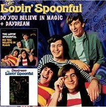 The Lovin' Spoonful - Do You Believe in Magic/Daydream (CD, Imported): The Lovin' Spoonful