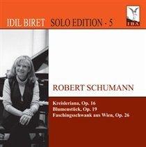 Idil Biret - Robert Schumann: Kreisleriana, Op. 16/Blumenstuck, Op. 19/... (CD): Robert Schumann, Idil Biret