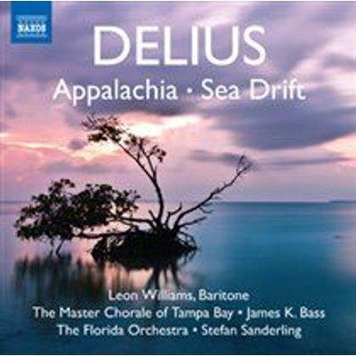 Various Artists - Delius: Appalachia/Sea Drift (CD): Frederick Delius, Stefan Sanderling, Leon Williams, Tampa Bay Master...