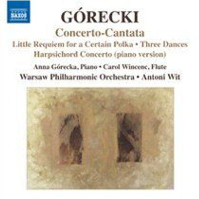 Various Artists - Gorecki: Concerto-Cantata (CD): Henryk Gorecki, Anna Gorecka, Carol  Wincenc, Antoni Wit, Warsaw Philharmonic...
