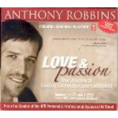Anthony Robbins - Love And Passion Your Journey To Lastin (CD): Anthony Robbins