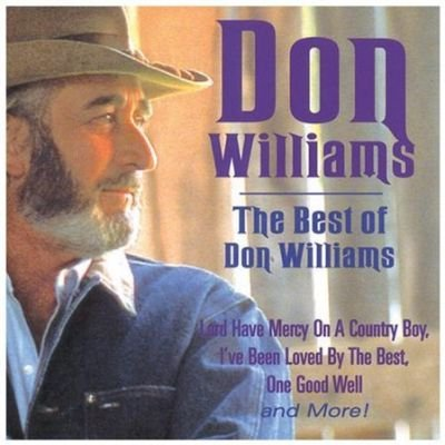 Best Of Don Williams CD (2007) (CD): Don Williams