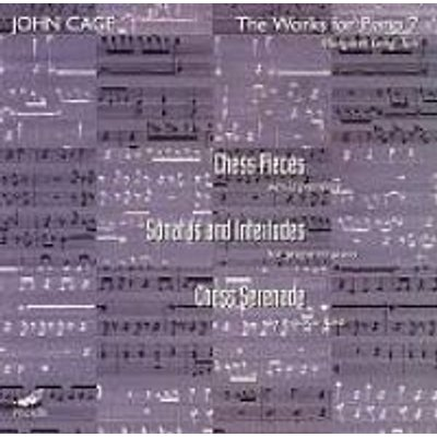By:Cage - Chess Pieces/sonatas and Interludes (Tan) (CD): By:Cage