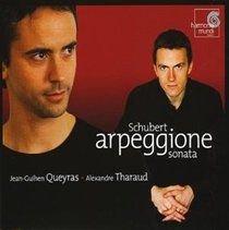Various Artists - Schubert: Arpeggione Sonata (CD): Franz Schubert, Anton Webern, Alban Berg, Jean-Guihen Queyras, Alexandre...