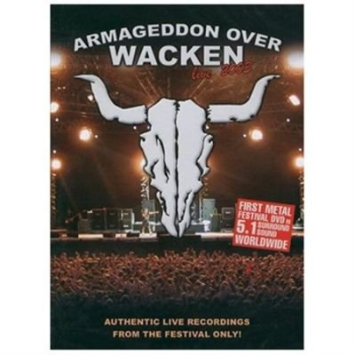 Twisted Sister / Rotting Christ - Armageddon Over Wacken (Region 1 Import DVD): Twisted Sister, Rotting Christ