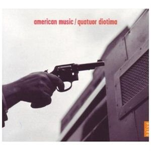 Various Artists - American Music (CD): Quatuor Diotima, Steve Reich, Samuel Barber, George Crumb