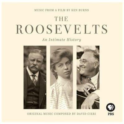 Spoken Word / David Cieri - Roosevelts:intimate History (ost) CD (2014) (CD): David Cieri