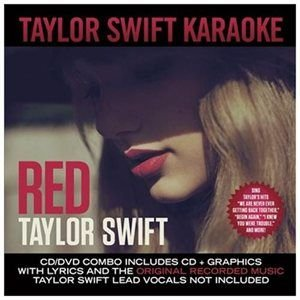 Various - Red Karaoke CD (2013) (CD): Various