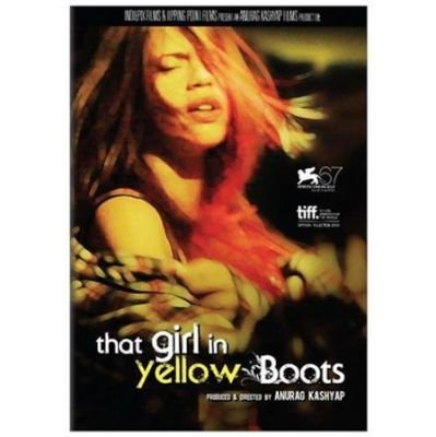 That Girl in the Yellow Boots (Region 1 Import DVD):
