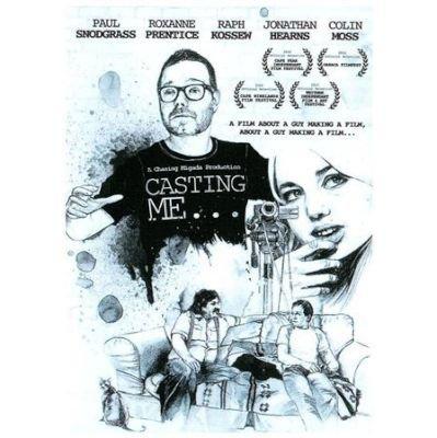 CASTING ME (Region 1 Import DVD): Snodgrass,Paul