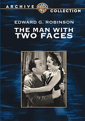 The Man with Two Faces (Region 1 Import DVD): Archie Mayo