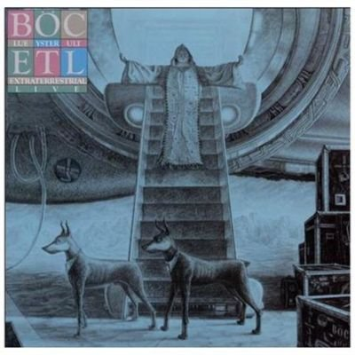 Blue Oyster Cult - Extraterrestrial Live CD (2008) (CD): Blue Oyster Cult