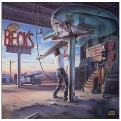 Jeff Beck's Guitar Shop With Terry Bo CD (2008) (CD): Jeff Beck