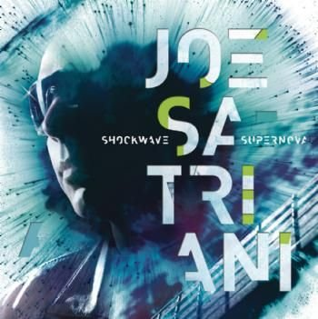 Joe Satriani - Shockwave Supernova (CD): Joe Satriani