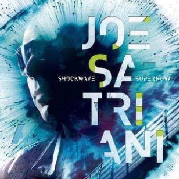 Joe Satriani - Shockwave Supernova (Vinyl record): Joe Satriani