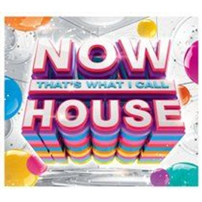 Now That's What I Call House (CD): Various Artists