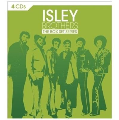 Box Set Series:isley Brothers CD (2014) (CD): Isley Brothers
