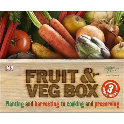 RHS Fruit & Veg Box - Planting and Harvesting to Cooking and Preserving (Other point of sale): Royal Horticultural Society (DK...