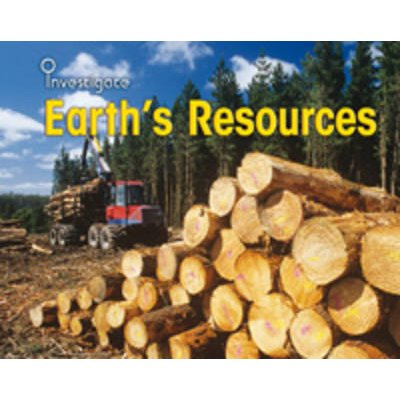 Earth's Resources (Paperback): Sue Barraclough, Charlotte Guillain