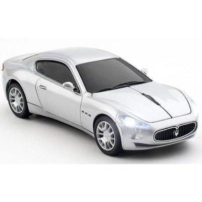 Click Car Maserati Gran Turismo Cordless Mouse (Silver)