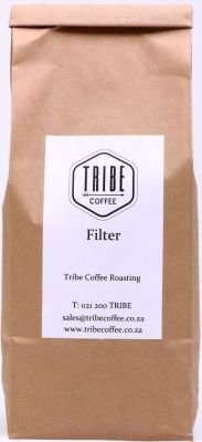 Tribe Coffee Guatamala Chocolate Block - Filter Ground (250g):