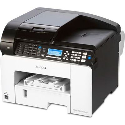 Ricoh Aficio SG 3110SFNW 4-in-1 GELJET Multifunction Printer