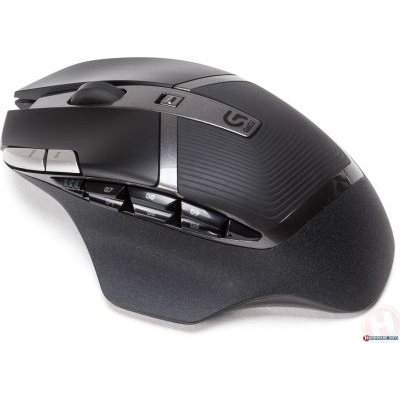 Logitech G602 Wireless Gaming Mouse with Delta Zero Sensor
