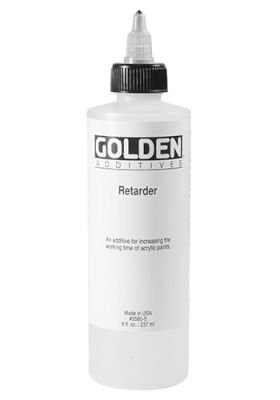 Golden Acrylic Medium - Retarder (236ml):