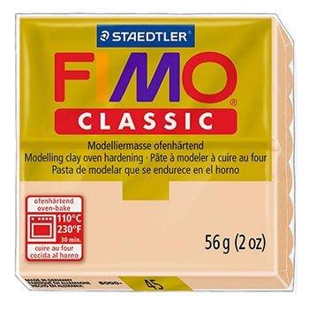 Staedtler Fimo Classic - Dark Flesh (56g):