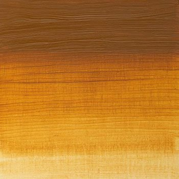 Winsor And Newton Artists Oil Tube - Raw Sienna (37ml):