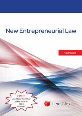 New Entrepreneurial Law + Companies Act Pocketbook (Paperback):