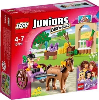 LEGO Juniors Stephanie's Horse Carriage: