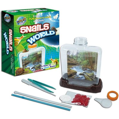 Wild Science Snail Farm:
