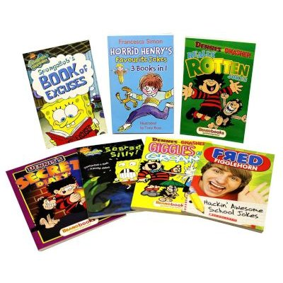 Gags & Giggles 7-Book Collection (Paperback)   Books   Buy