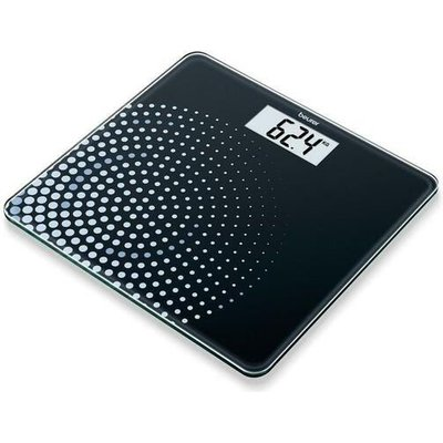 Beurer GS 210 Glass Bathroom Scale: