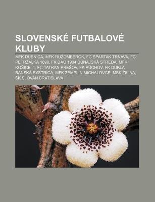 88b0c56046 Slovenske Futbalove Kluby - MFK Dubnica