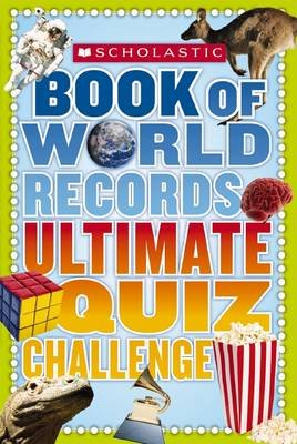 Book of World Records - Ultimate Quiz Challenge (Paperback):