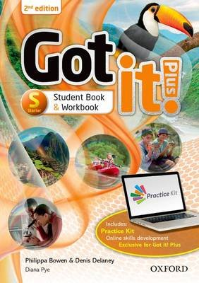 Got it! Plus: Starter: Student Pack - Get it all with Got it! 2nd edition! (Mixed media product, 2nd Revised edition):