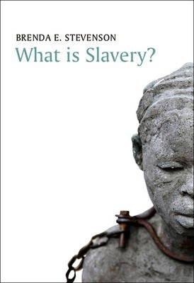 What is Slavery? (Hardcover): Brenda E. Stevenson