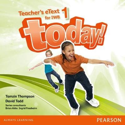 Today! 1 Teacher's eText IWB, Level 1 (CD-ROM):
