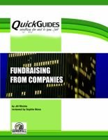 Fundraising from Companies (Paperback): Jill Ritchie