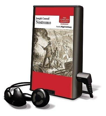 Nostromo (Pre-recorded MP3 player): Joseph Conrad