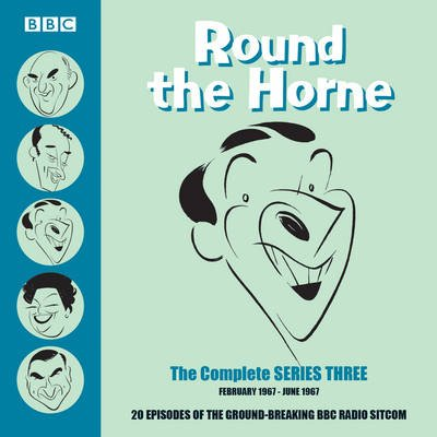 Round the Horne: Complete Series 3 - Classic Comedy from the BBC Archives (Standard format, CD, Unabridged edition): Barry...
